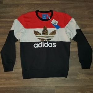 Adidas Sweater Sz. Small